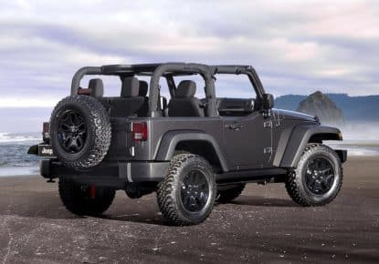 JEEP WRANGLER MANUAL 3D