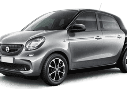SMART FORFOUR MANUAL